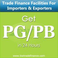 Avail PG / PB for Importers and Exporters