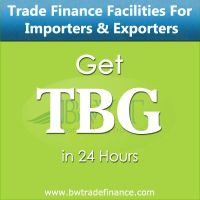 Avail TBG for Importers and Exporters