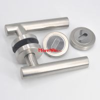 China factory Euro style internal door lever handle