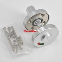 Aluminum Alloy Toilet partition door indicator lock