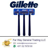 Gillette 2 Cards