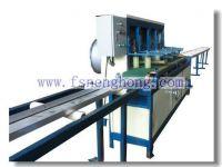 High Efficiency Aluminum Profile Hairlines Brushing Machine