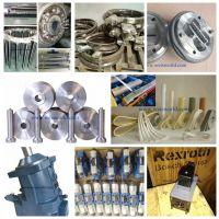 Spare parts of aluminum equipment-Aluminum extrusion parts
