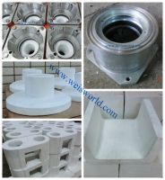 Spare parts of aluminum billet hot top casting machine