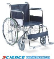 Steel Wheelchair (Economic Style)