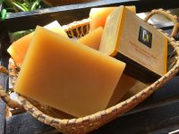Papaya Soap with Turmeric and Honey - Natural Herbal Whitening Soap