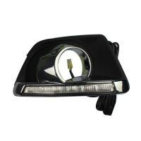 DRL LED Daytime Running Lights for Ford Ecosport 2013