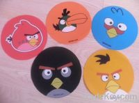 Silicone cup wad, mousepad