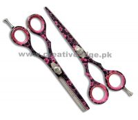 "Brand New Professional Hairdressing Scissors Hair Thinners Barber Shears SET 6"""