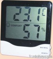 Digital hygrormeter thermometer
