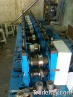 roll forming, bending and straightener machine manu.