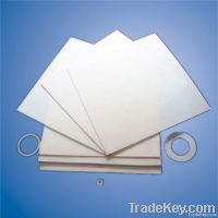 Natural color ptfe sheet with FDA/ROSH certification