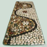 Excellent quality and natural color pebble mosaic
