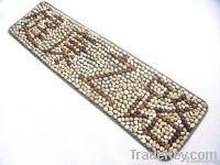 Foot Massage Carpet River Pebble Tile