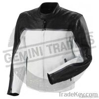 LEATHER MEN JACKETS