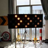 Hanku Solar traffic signal with 25 groups led flashing Model HK-JP25