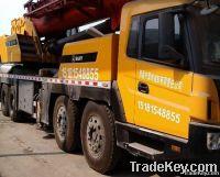 2011 model Sany 75t truck crane
