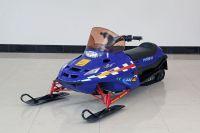 125cc Snowmobile (blue)