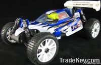 NEW 1/8 Scale Nitro Gas Powered 4WD Off-Road Racing RC Buggy
