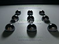 Optical Domes, Dome lens, custom dome, Fused Silica dome lens