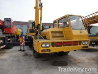 Used Tadano 25T Crane TG250E