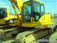 sell used komatsu PC210-7 excavator