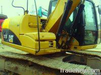 used CAT 312D excavator