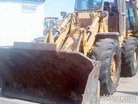 Used wheel loader CAT910