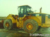 Used wheel loader CAT 980G