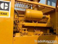 Used wheel loader CAT 936E
