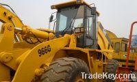 Used wheel loader CAT 966G