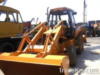 Used JCB backhoe 3CX loader