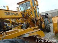 Used Caterpillar 14G motor grader