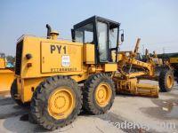 used Tiangong PY180 motor grader