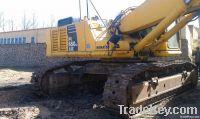 used komatsu PC650LCCSE excavator
