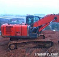 sell used Hitachi ZX210 Excavator