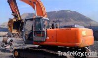 sell used Hitachi ZX240-3 Excavator