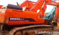 sell used Doosan DH300LC-7 Excavator