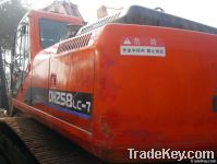sell used Doosan DH258LC-7 Excavator