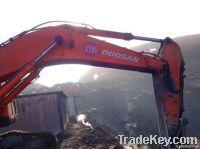 sell used Doosan DH500LC-7 Excavator