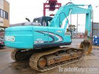 sell used Kobelco SK200-8 Excavator