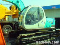 sell used Kobelco SK120 Excavator