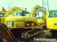 sell used CAT315CL excavator