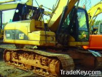 sell used CAT 320D excavator