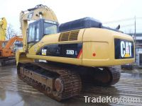 sell used CAT 336D excavator