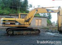 sell used CAT 320B excavator