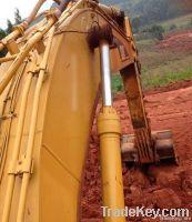 sell used CAT 345B excavator