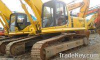 used komatsu PC400-6 excavator