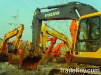 sell used Volvo EC460BLC excavator