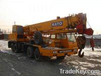 Sell Used KATO NK-300E Truck Crane